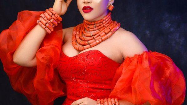 Glamcityz Red Edo Wedding