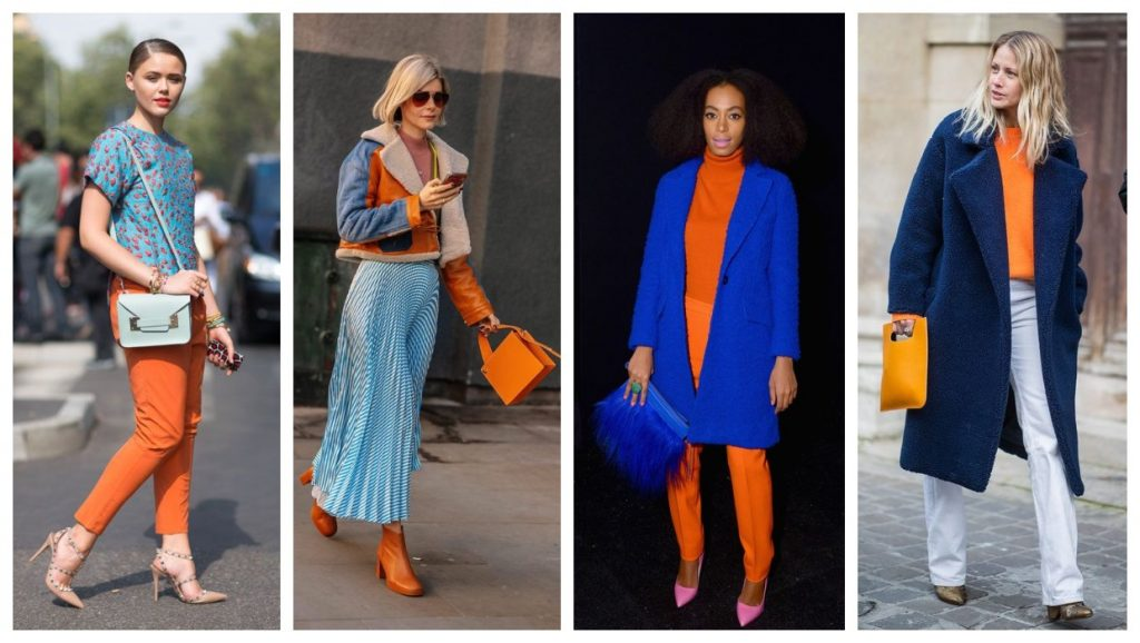Fustany fashion style ideas what colors match with blue 101