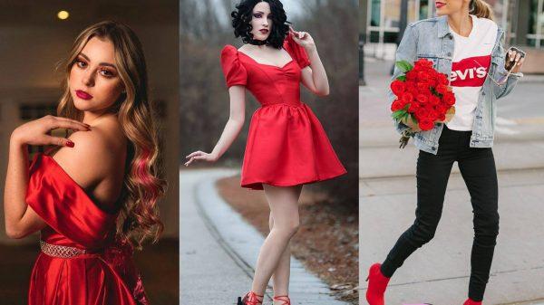 Glamcityz Valentine Dress