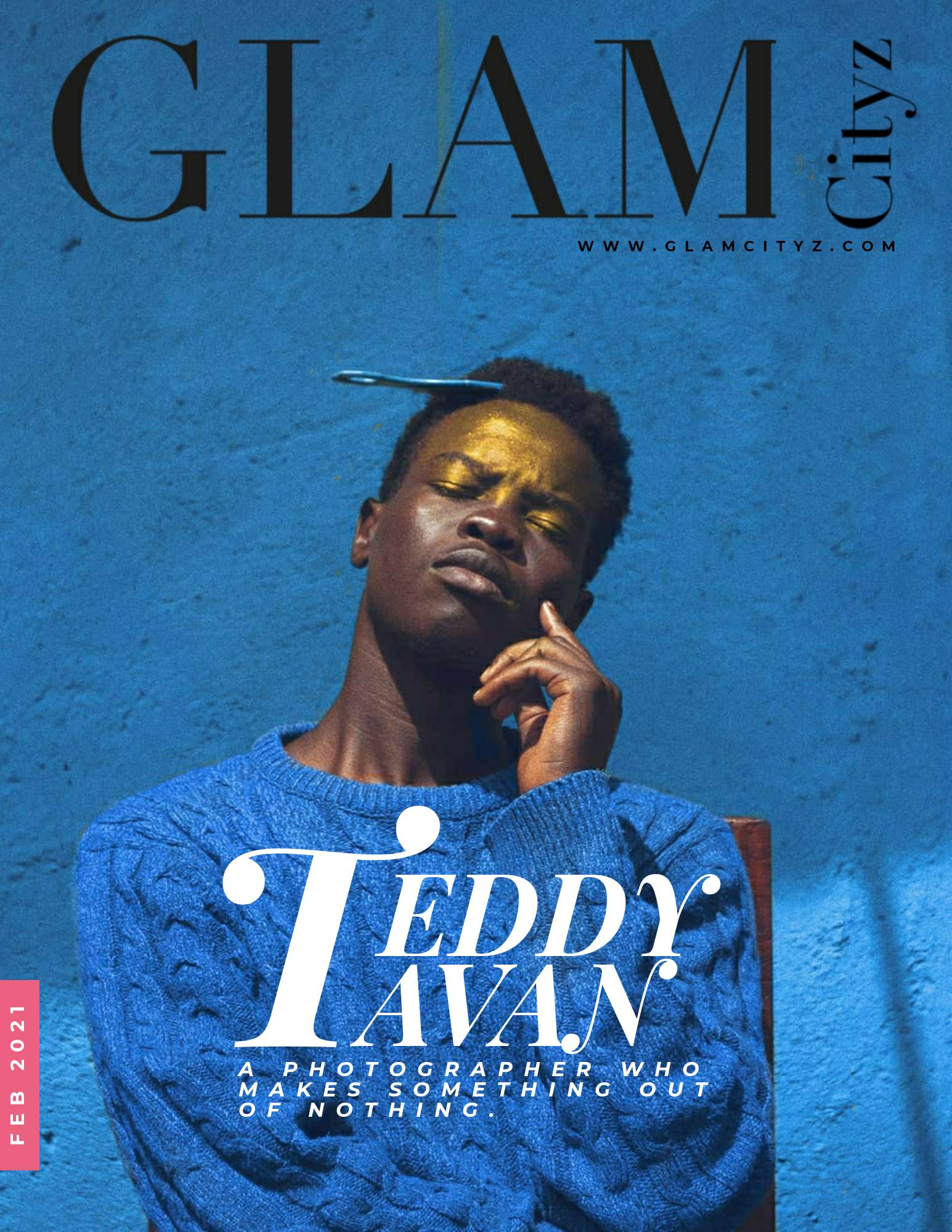 Teddy Tavan Glamcityz