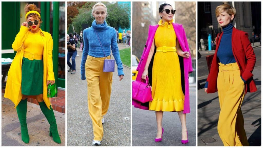 friday fashion fits how to style yellow clothes fustany ar 33