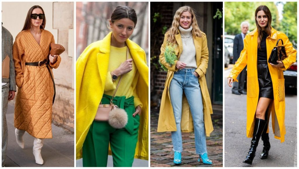 friday fashion fits how to style yellow clothes fustany ar 34
