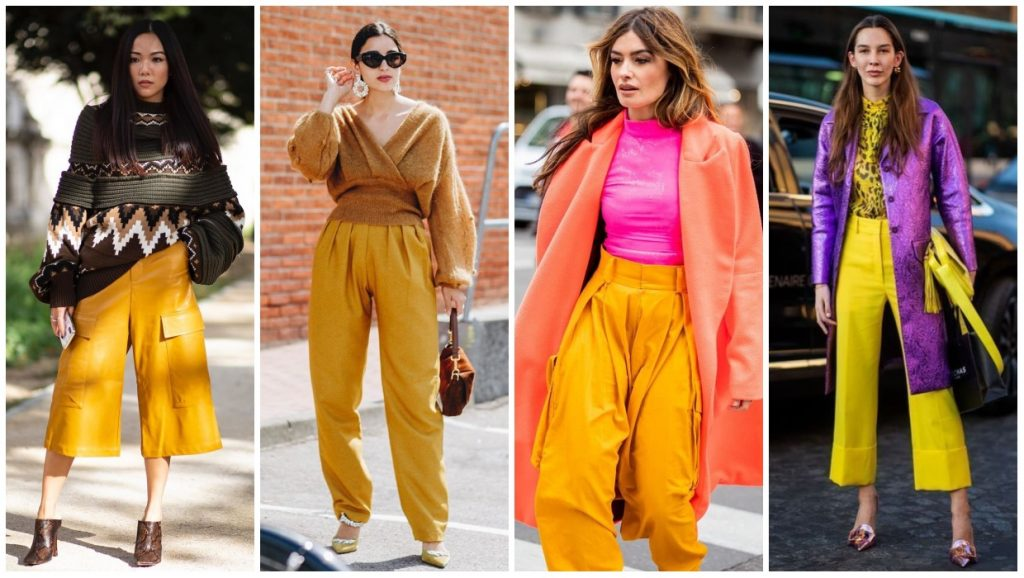 friday fashion fits how to style yellow clothes fustany ar 35