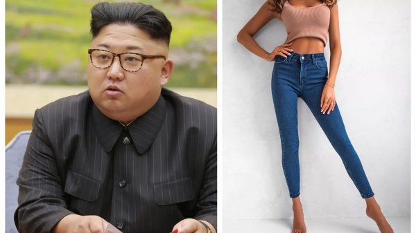 President Kim Jong un bans skinny jeans in North Korea lailasnews 3 scaled 1