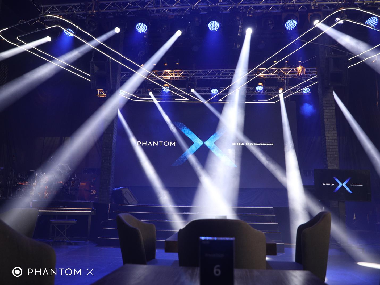 Phantom X launch 3
