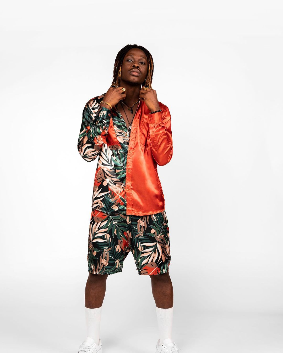 Fireboy DML and BoohooMAN collectiont