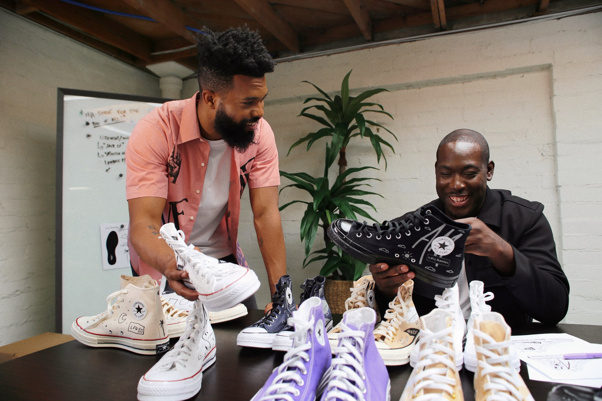 issa rae converse sneaker collection