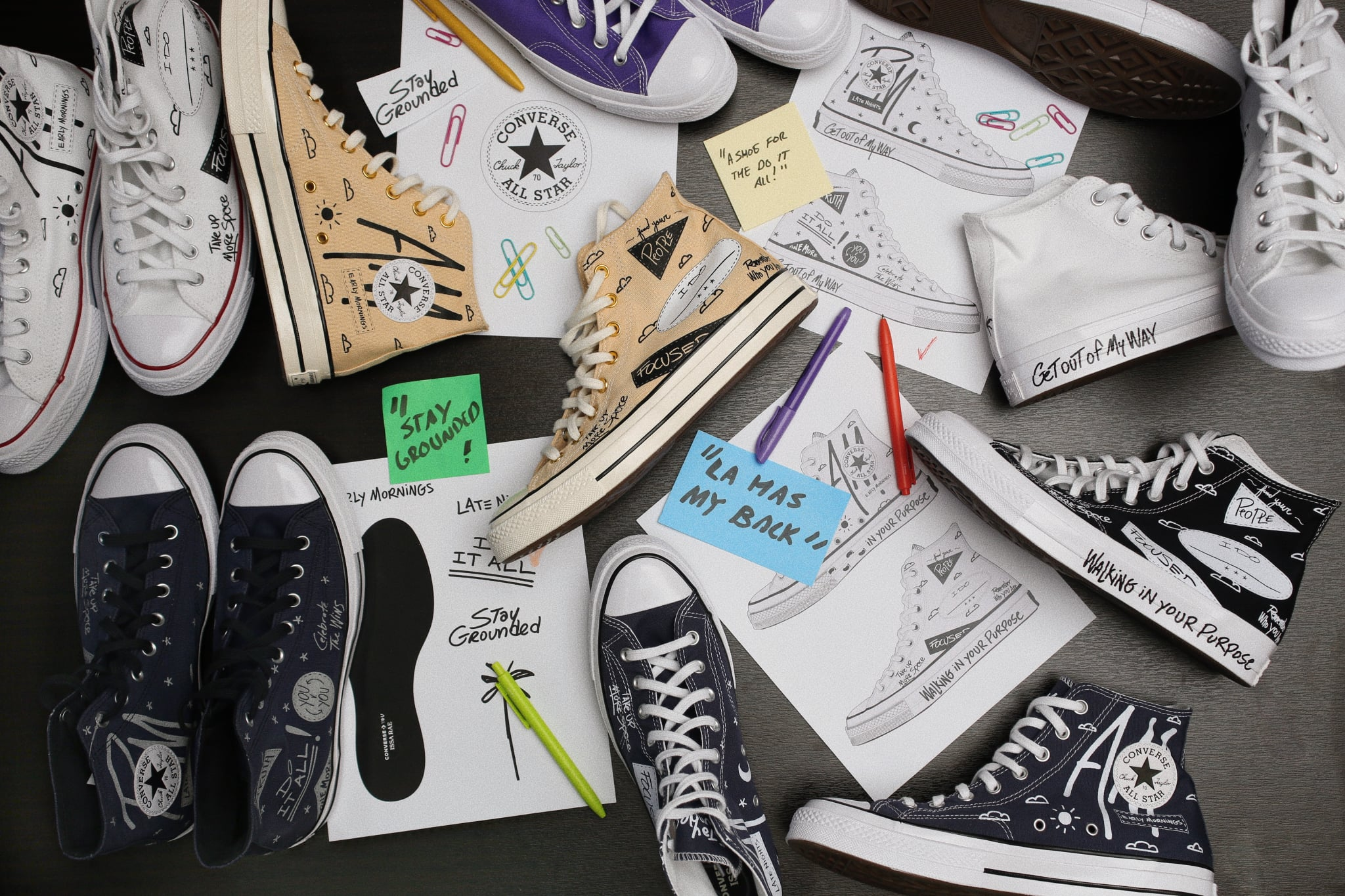 issa rae converse sneaker collection28729