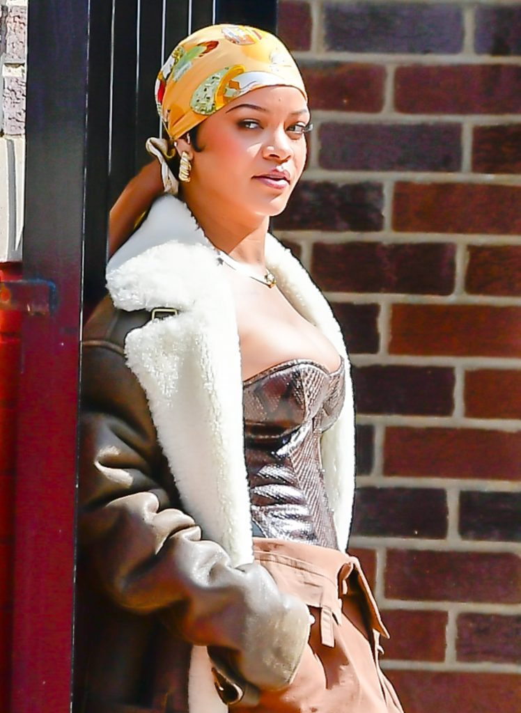 rihanna asap rocky film music video nyc july 2021 pictures28629 1