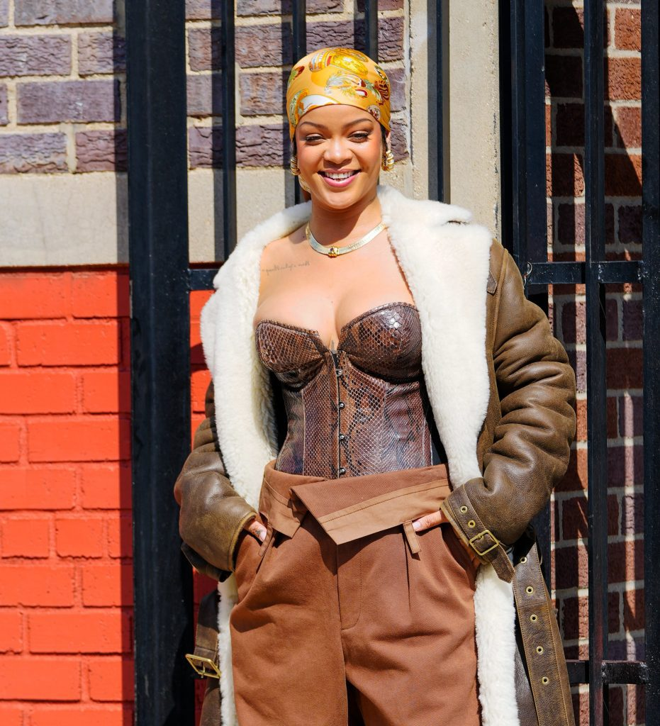 rihanna asap rocky film music video nyc july 2021 pictures28829